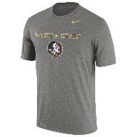 ナイキ メンズ トップス Tシャツ【Nike College Dri-FIT Logo Legend T-Shirt】Dark Grey Heather