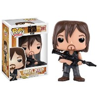The Walking Dead Daryl Dixon with Rocket Launcher