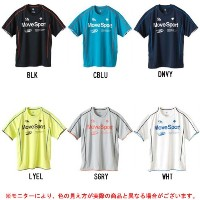 DESCENTE(デサント) DRY TRANS H/S SHIRTS DAT5210 (WHT, L)