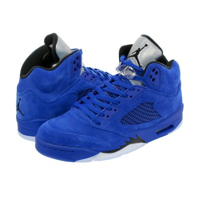 NIKE AIR JORDAN 5 RETRO 【FLIGHT SUIT】【BLUE SUEDE】 ナイキ エア ジョーダン 5 レトロ GAME ROYAL/BLACK/GAME ROYAL