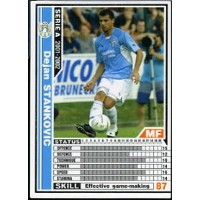 [WCCF]SERIE A 2001-2002Ver.1 125/288「デヤン・スタンコヴィッチ」白カード【中古】