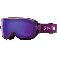 スミス レディース スキー・スノーボード ゴーグル【Virtue ChromaPop Goggles】Grape Split/Chromapop Everyday Violet Mirror