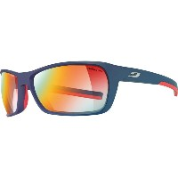 ジュルボ メンズ スポーツサングラス【Blast Zebra Light Fire Antifog Photochromic Sunglasses】Matte Black/Zebra Light...