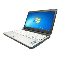 中古パソコン【Windows7】[F39Bw][わけあり品] 富士通 LIFEBOOK S761/D (Core i5 2520M 2.5GHz 4GB 250GB DVDマルチ Windows7...