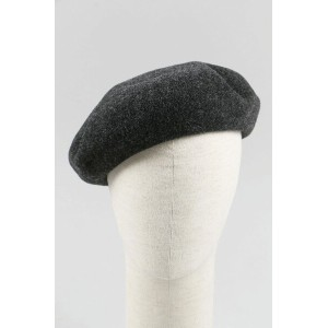 Piping Beret-CARCOAL GRAY-(11721074) TODAYFUL(トゥデイフル)