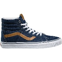 ヴァンズ メンズ シューズ・靴 スニーカー【Sk8 - HI Reissue Shoes】(denim C&l) Dress Blues/Chipmunk