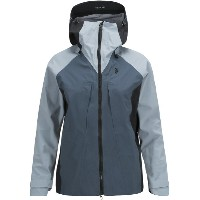ピークパフォーマンス(PeakPerformance)WOMENS Teton Jacketカラー:2Z5 Dustier Blue