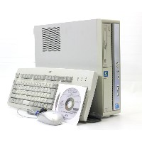 NEC Mate MK29A/A-B Core2Duo E7500 2.93GHz 2GB 160GB アナログRGB出力 DVD+-RW Windows7Pro32bit 【中古】...