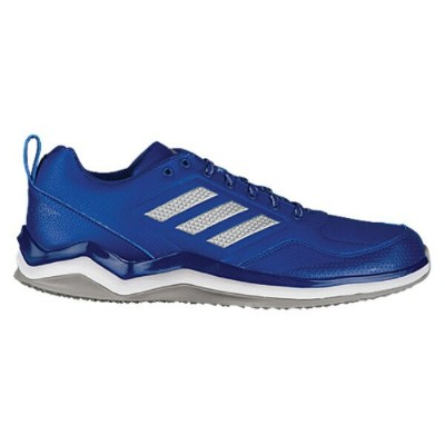 アディダス メンズ 野球 シューズ・靴【adidas Speed Trainer 3.0】Collegiate Royal/Silver Metallic/Light Onix