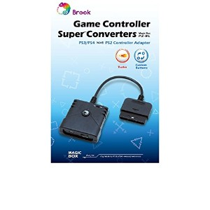 PS3/PS4コントローラーをPS2で使用可能にするコントローラーコンバーター Brook PS3/PS4 to PS2 Super Converter [SRPJ-1867]