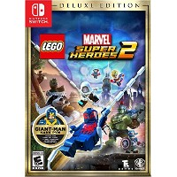 Lego Marvel Superhereos 2 - Deluxe Edition (輸入版:北米) - Switch