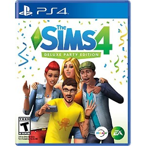 Sims 4 - Delux Party Edition