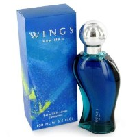 Wings By Giorgio Beverly Hills For Men. Eau De Toilette Spray 3.4 Ounces