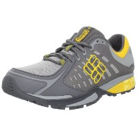 ColumbiaスポーツウェアMen 's Peakfreak Low Hiking Shoe US サイズ: 10 D(M) US カラー: グレー