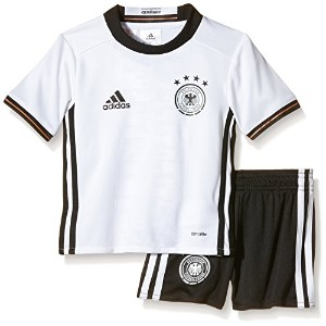 2016-2017 Germany Home Adidas Mini Kit
