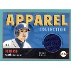 イチロー 2004 Upper Deck PlayBall Apparel Collection Jersey Card Ichiro