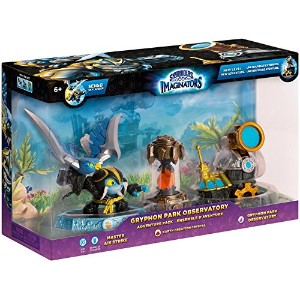 Skylanders Imaginators: Adventure Pack 1 (Air Strike, Earth, Observatory)