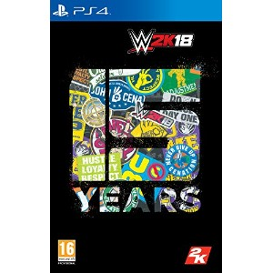 WWE 2K18 Cena Nuff Edition (PS4) - from UK.