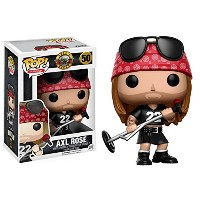 Funko Pop! Rocks: Music - Guns N Roses Axl Rose