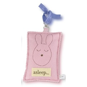 Tree By Kerri Lee Asleep Sign, Bunny by Tree by Kerri Lee