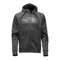 The North FaceメンズSurgent Half Dome Full Zip Hoodie