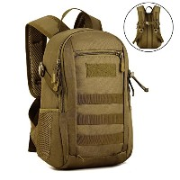 wowelife 12l Mini Daypack Military MOLLEバックパックリュックサックGearタクティカルアサルトパック学生スクールバッグの狩猟キャンプトレッキング旅行