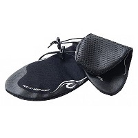 (リップカール)RIP CURL ブーツ POCKET REEF BOOT W01-942 26cm BLK w01-942-BLK-26