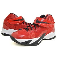 NIKE LEBRON(ナイキ レブロン) SOLDIER VIII GS (University Red/Black) - US7(25cm) [並行輸入品]