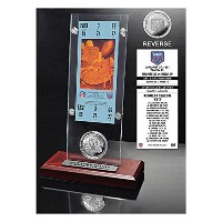 The Highland Mint(ハイランドミント) NFL ニューヨーク・ジャイアンツ Super Bowl Ticket & Game Coin Set (XXV) -