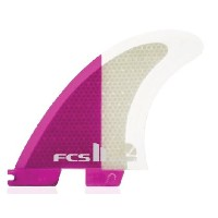 【FCS】/FCS2 REACTOR PC TRI FIN/ESSENTIAL SERIES THRUSTER/Medium/M/FIN フィン スラスター