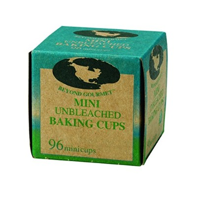 Beyond Gourmet Mini Baking Cups, box of 96 by HIC Harold Import Co.