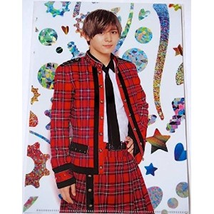 Hey! Say! JUMP COUNTDOWN LIVE 2015-2016 JUMPing CARnival Count Down 公式グッズ クリアファイル 【山田涼介】