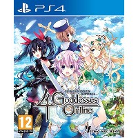Cyberdimension Neptunia: 4 Goddesses Online (PS4) (輸入版)