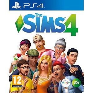 The Sims 4 (PS4) (輸入版)