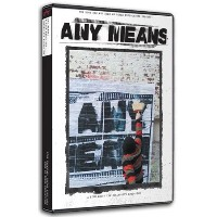 2008 Any Means DVD Rome Snowboarding DVD by Locomotion