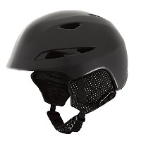 GIRO(ジロ) スキーヘルメット LURE WOMEN'S HELMETS BLACK MINI DOTS M 7060731