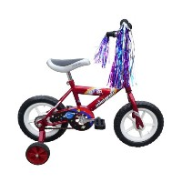 Micargi MBR Cruiser Bike, Red, 12-Inch by Micargi