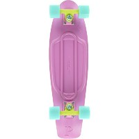 Penny Skateboards Fro-Yo Lilac 27 Complete Skateboard - 7.5 x 27 by Penny Skateboards