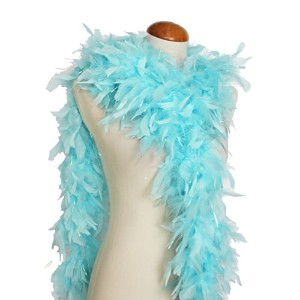 Cynthiaの羽65g Chandelle Feather Boas over 80色&パターンto pick up LE