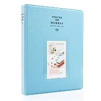 [富士Instax Miniフォトアルバム] – CAIUL Mini Album for Instax Mini 8 70 7s 25 50s 90 Film / Pringo 231 Film ...