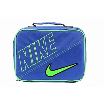 (blue, green) - Nike Swoosh Lunch Tote in Assorted Colours