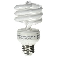 GE Lighting 20W Compact Fluorescent T3 Spiral Bulb [並行輸入品]