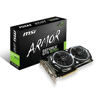 【お取寄せ商品】MSI GEFORCE GTX1070Ti ARMOR 8G