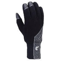 Cutters Coaches Football Glove (Black, X-Large) (海外取寄せ品)