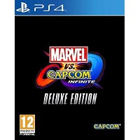Marvel VS Capcom Infinite Deluxe : PlayStation 4 - EU.es.
