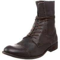 FLY LONDON WALTER WASHED BROWN 44 EU