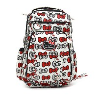 ju-ju-be Be Right Back Backpack Diaperバッグ One Size レッド 14BP01HKHPK