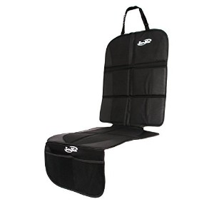 Child Car Seat Protector & Booster Seat Cover By ZenKid - Heavy Duty, Anti Slip Auto Seat Cover...