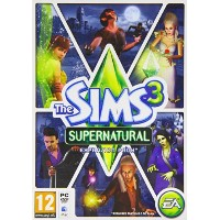 The Sims 3: Supernatural (PC) (輸入版)