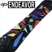 ENDEAVOR Color 147cm エンデバー スノーボード スノボー ボード 板 日本正規品 2016-2017